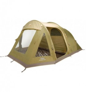 Vango Genesis 500 inflatable AirBeam tent