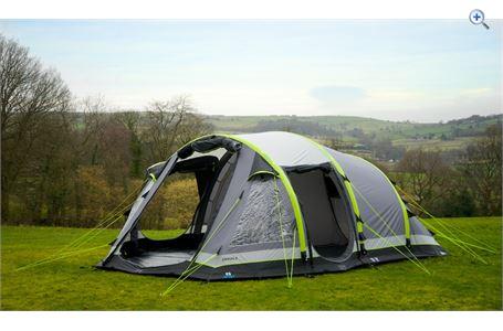 Hi Gear AirGo Cirrus 600 tent