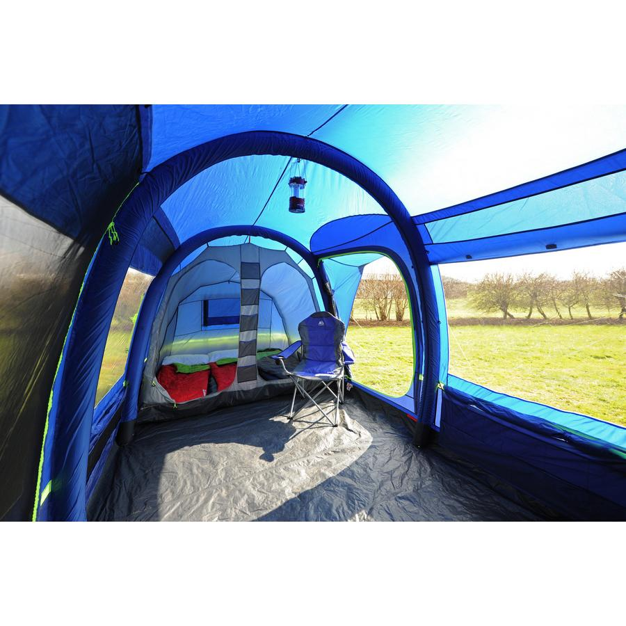 Berghaus Air 6 tent interior