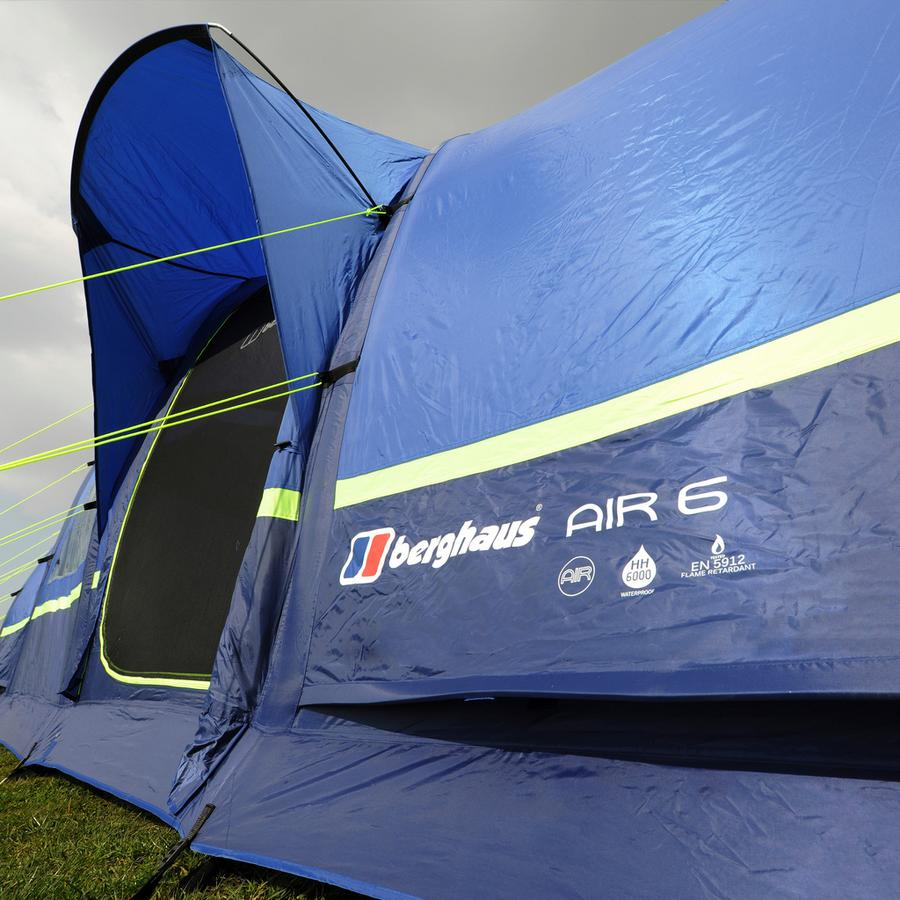 Berghaus Air 6 tent side entrance