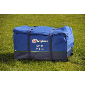 Berghaus Air 6 tent packed